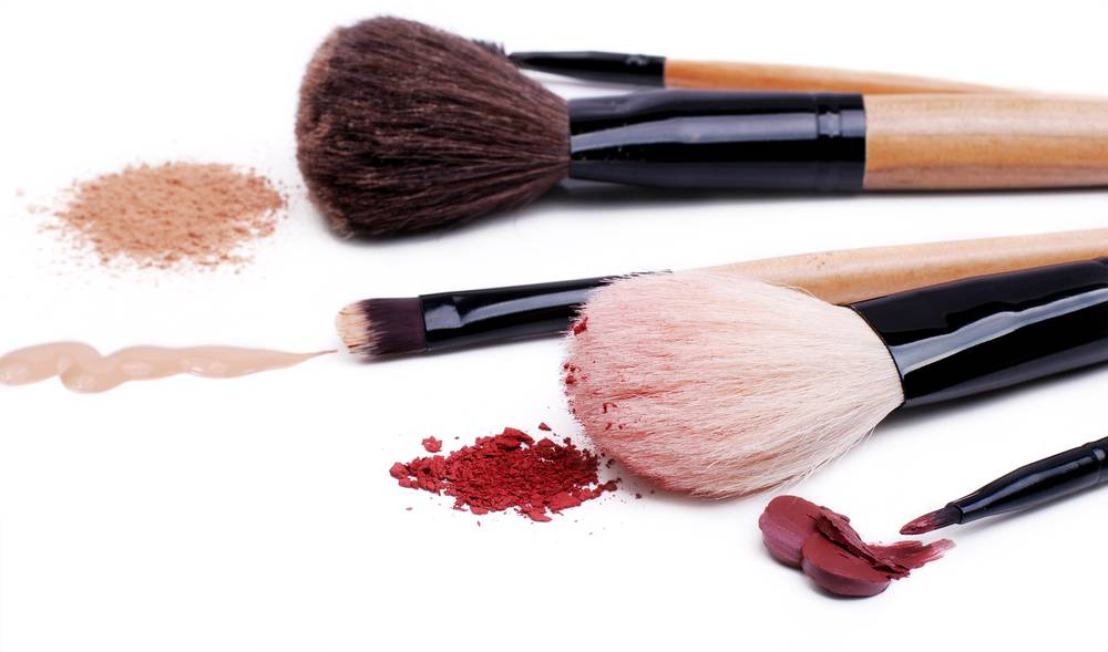pinceaux maquillage