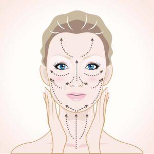 illustration massage
